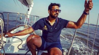 Golden Globe Race 2018: Injured Indian Sailor Abhilash Tomy Makes Contact With Race Organisers